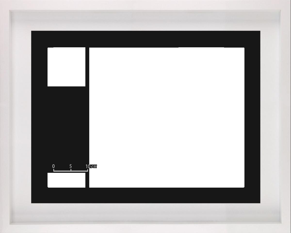 Painting E Mirrors White